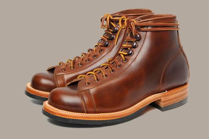 亦优雅亦硬朗 Yuketen发布数十款秋冬鞋履