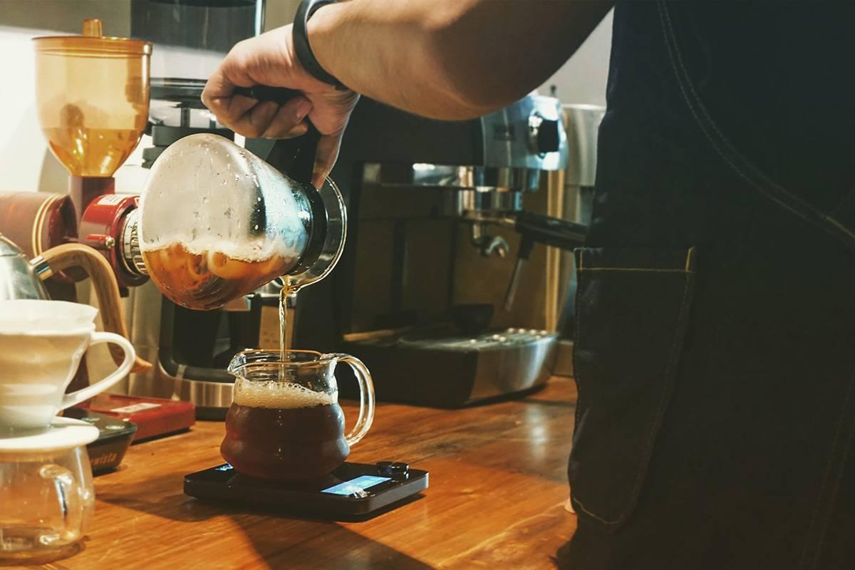 VOOM智能咖啡秤,为你带来手冲咖啡口感新体验