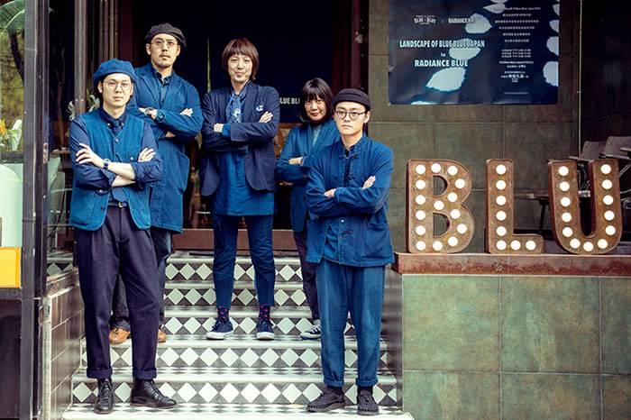 对话Radiance Blue主理人,聊聊Blue Blue Japan的蓝染之魂与匠人之心