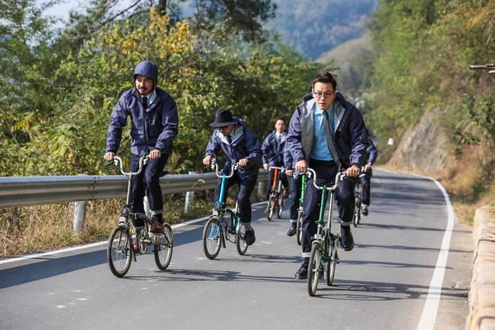 Brother Cycling:兄弟周末有空吗?一起去安吉骑车!