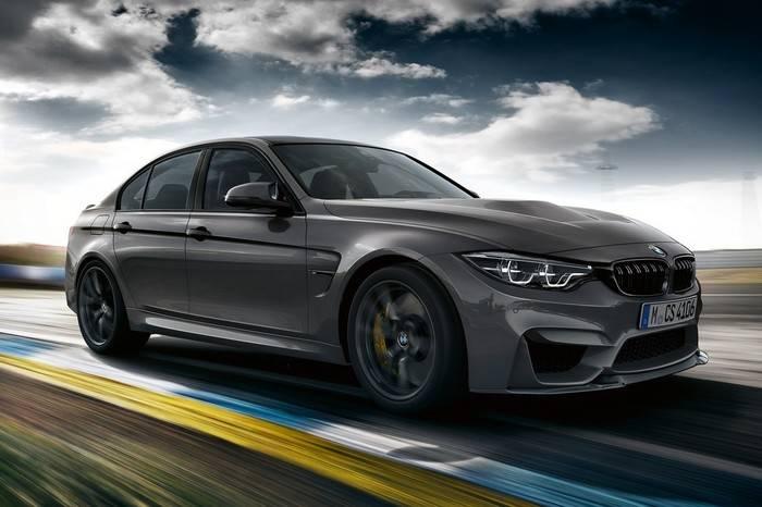 BMW发布全新车型M3 CS,搭配460马力的街头猛兽