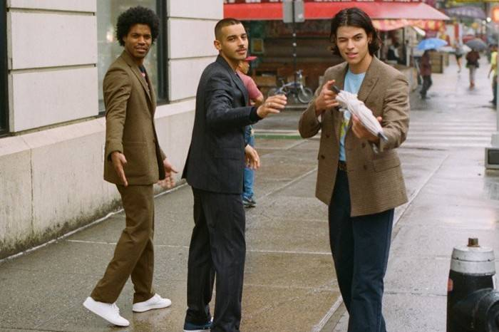 MR PORTER x NOAH发布全新街头绅士西装系列,打破时尚既定规则