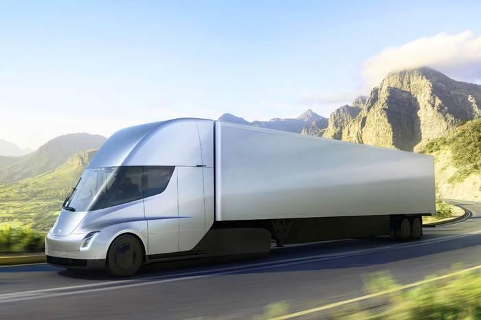 Tesla Semi Truck正式发布,引领卡车行业进入未来时代