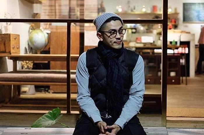 INS穿搭博主:余文乐的好兄弟 香港忧郁型男马志威