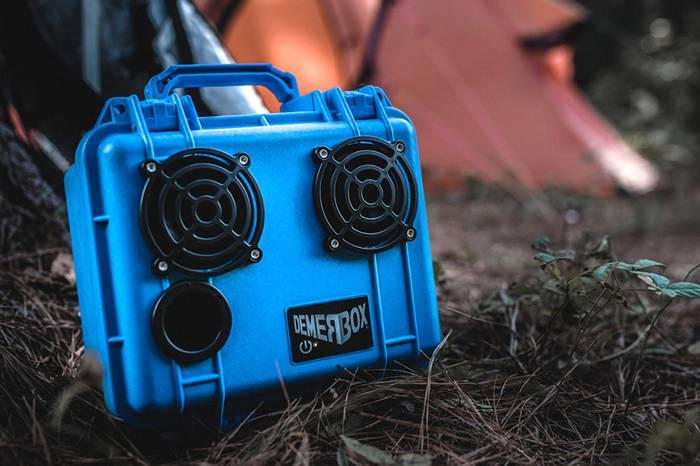 Demer Box打造超强户外三防蓝牙音箱,上得了刀山和火海