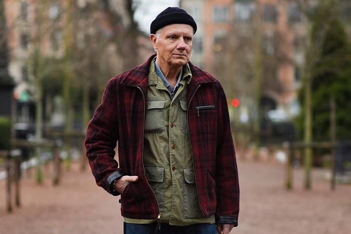 INS穿搭博主:60岁的复古大爷 修炼的更是心境