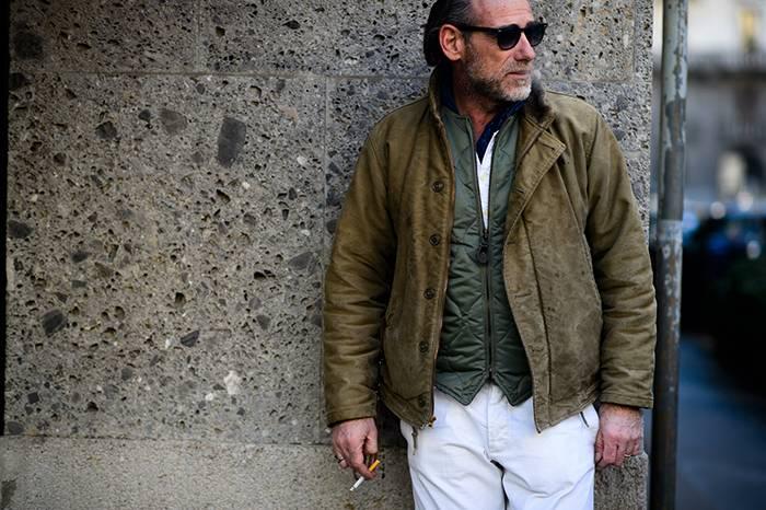 Instagram达人推荐:他今年52岁吗?你大爷穿白裤真有型