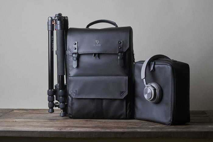 VINTA TYPE II打造全新摄影背包,将拍摄和旅行收纳功能合二为一