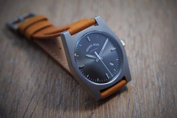 丹麦Richardt&Mejer腕表品牌推荐,北欧设计中的一股清流