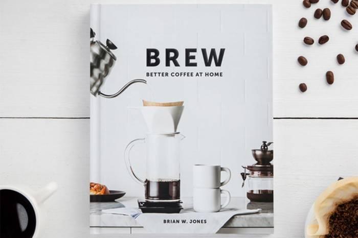 《Brew Book》手冲咖啡首选书籍之一,教你多方位体验咖啡艺术