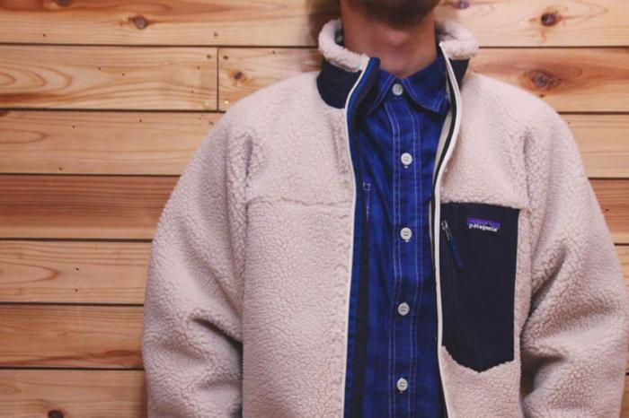 这款复古机能夹克,绝对是你见过毛最多最长的!