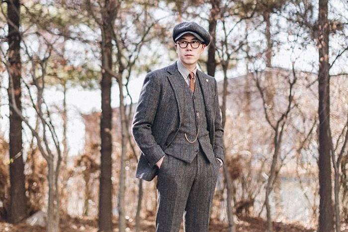 Instagram达人推荐: 活在上个世纪的美好 韩国设计师Sang-U Park