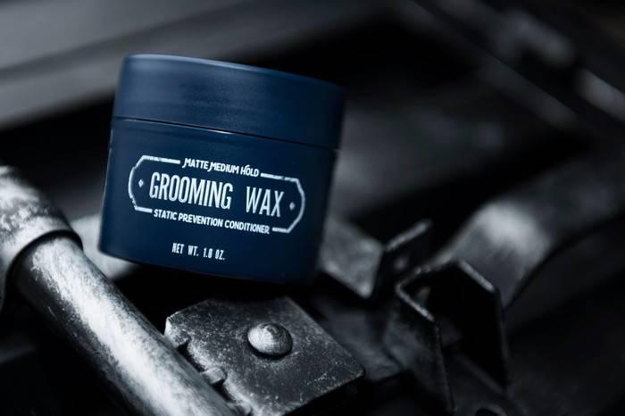 意大利男士护理品牌Selvedge Grooming,对丹宁艺术的深度延展
