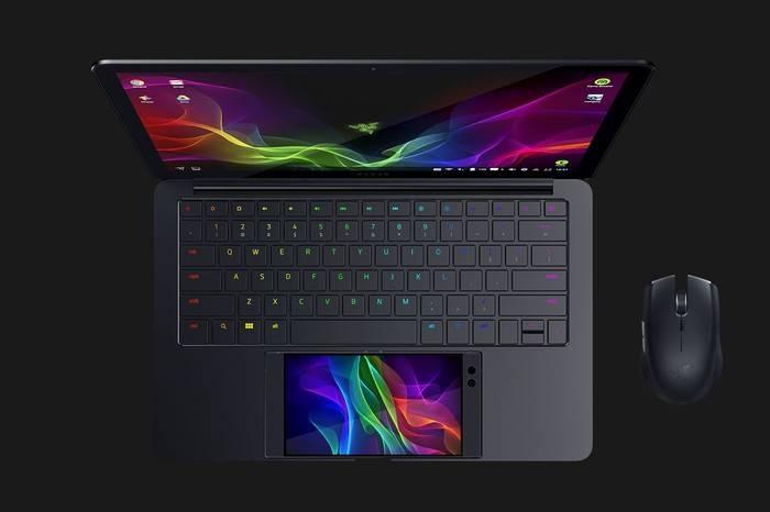 Razer发布概念性产品Project Linda,让手机瞬间变身笔记本电脑