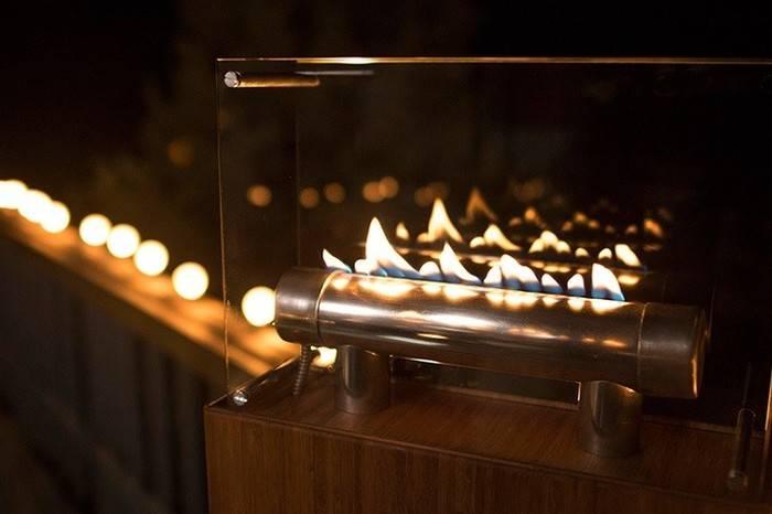 美国Fireside Audiobox公司打造可以燃烧的音箱