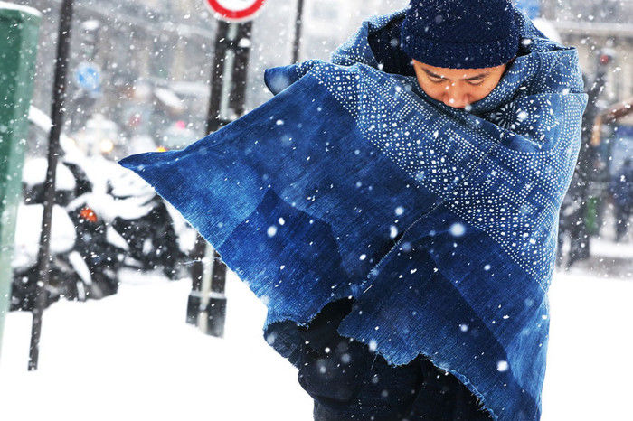 外套并非全能,新年必备防寒内搭配饰最强攻略!