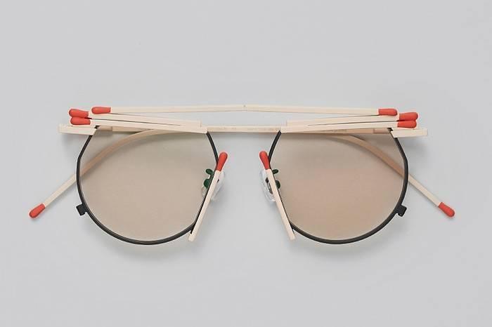 GENTLE MONSTER发布2018春夏眼镜系列,灵感源于斯坦利.库布里克