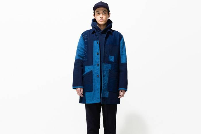 Blue Blue Japan发布2018秋冬系列,运用百年蓝染技艺演绎现代洋服