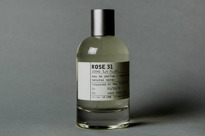 余文乐最爱的法国手工定制香水LE LABO,打造极致绅士嗅觉体验