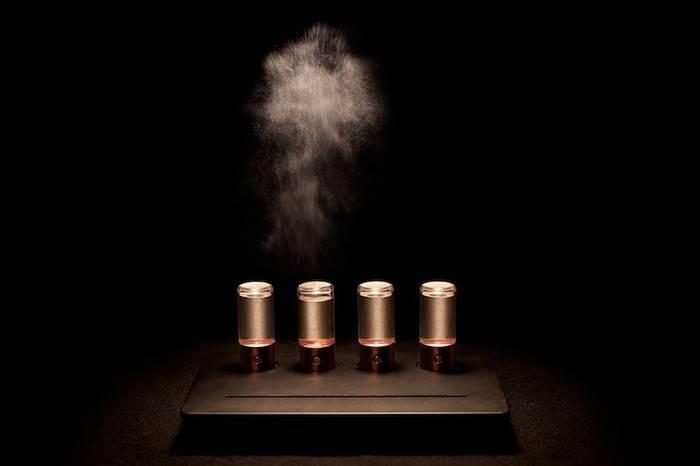 Scentee Machina发布智能香氛机,完美设计犹如HIFI胆机
