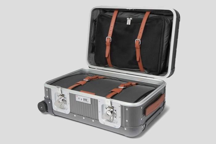 意大利顶级箱包品牌FPM,出差旅行的完美伴侣