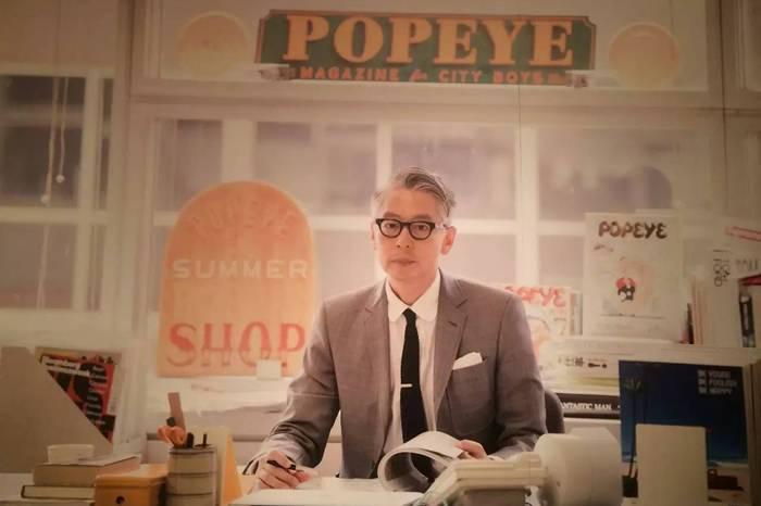 他打造的潮流杂志《POPEYE》成功秘技:纯粹