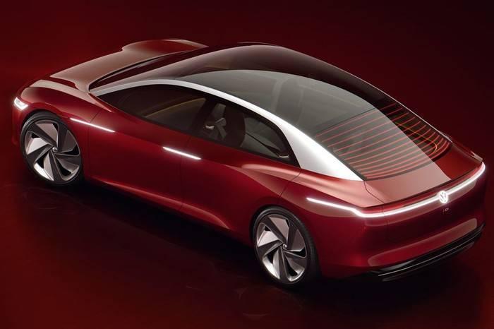 大众发布电动概念车型I.D.VIZZION,这次连方向盘都不要了