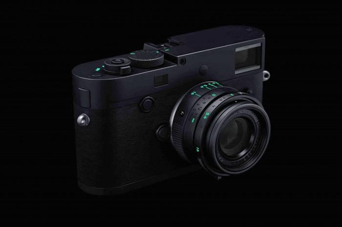 采用暗黑荧光特效加持 Leica推限量版M Monochrom