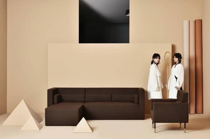 梵几FF系列正式上市,重新诠释家具设计与先锋艺术的完美碰撞