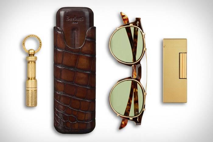加州高端眼镜品牌JACQUES MARIE MAGE,夏日绅士出行的最高之选
