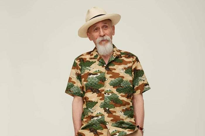 清明过后 跟这位老男孩学穿衫 每天都是夏威夷