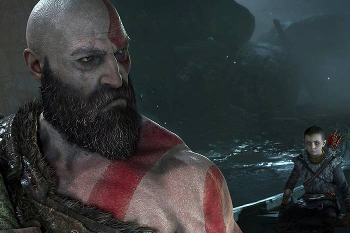 神作《战神4》本周隆重登场,IGN评分10分带你血战北欧神话