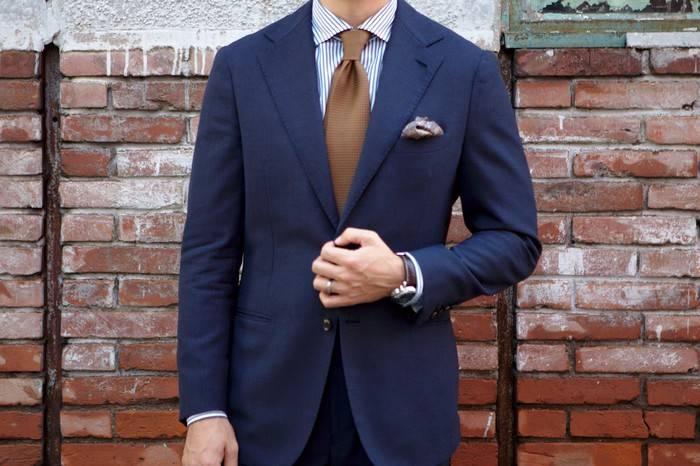职场商务 | 人生中第一套西装的颜色应该这么选