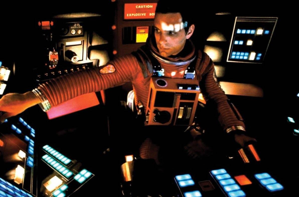 史诗级科幻巨作《2001 太空漫游》释出首部70mm胶片修复版预告片