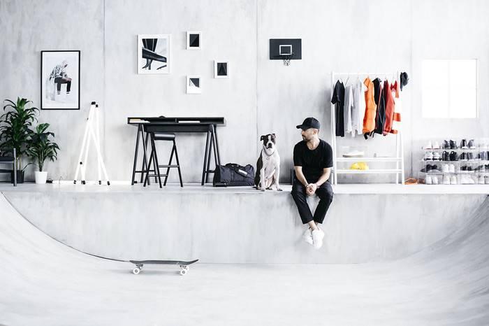 IKEA联合洛杉矶设计师,打造街头滑板玩家专属家具系列