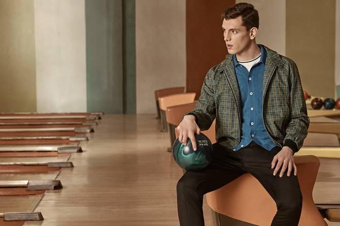 MR PORTER x Prada打造全新夏日绅士复古系列,做自己的生活时尚赢家