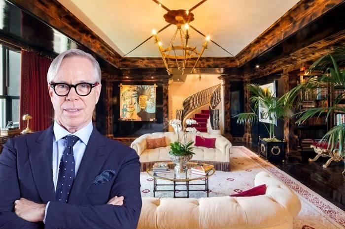 走进Tommy Hilfiger价值3亿元的纽约顶级豪宅
