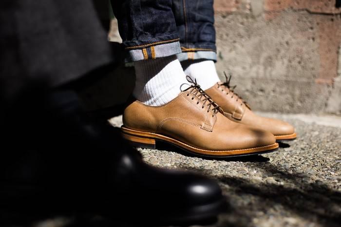 Viberg发布2018春夏手工德比绅士鞋款,让优雅和品质共存在