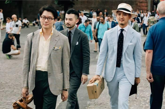 职场商务 | 夏日西装穿搭指南,别再让自己穿得像个学生了