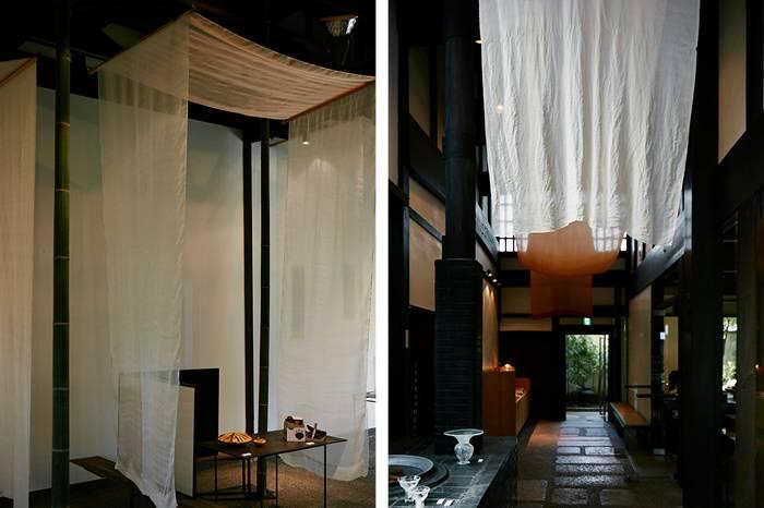 中村世纪拜访日本竹染艺术家,VISVIM下季的设计难道会使用白色竹染技术