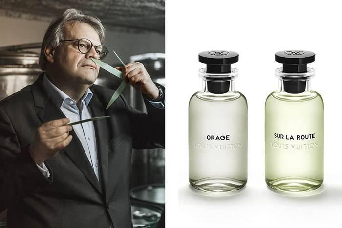 Louis Vuitton发布首款男士专用香水,5种香味连女人都为之倾倒