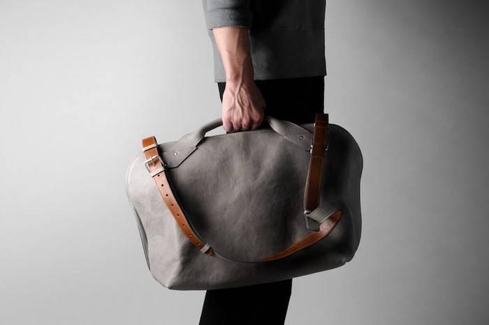 HardGraft联手意大利工匠,打造值得珍藏一生的顶级手工植鞣皮包