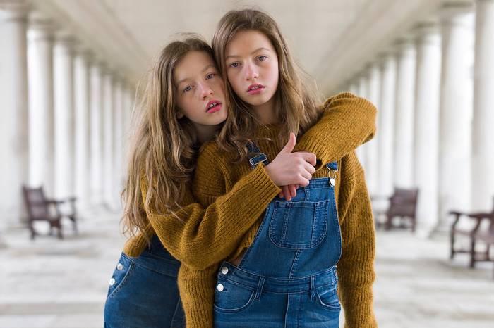 如何区分双胞胎?这个底特律摄影师告诉你秘密