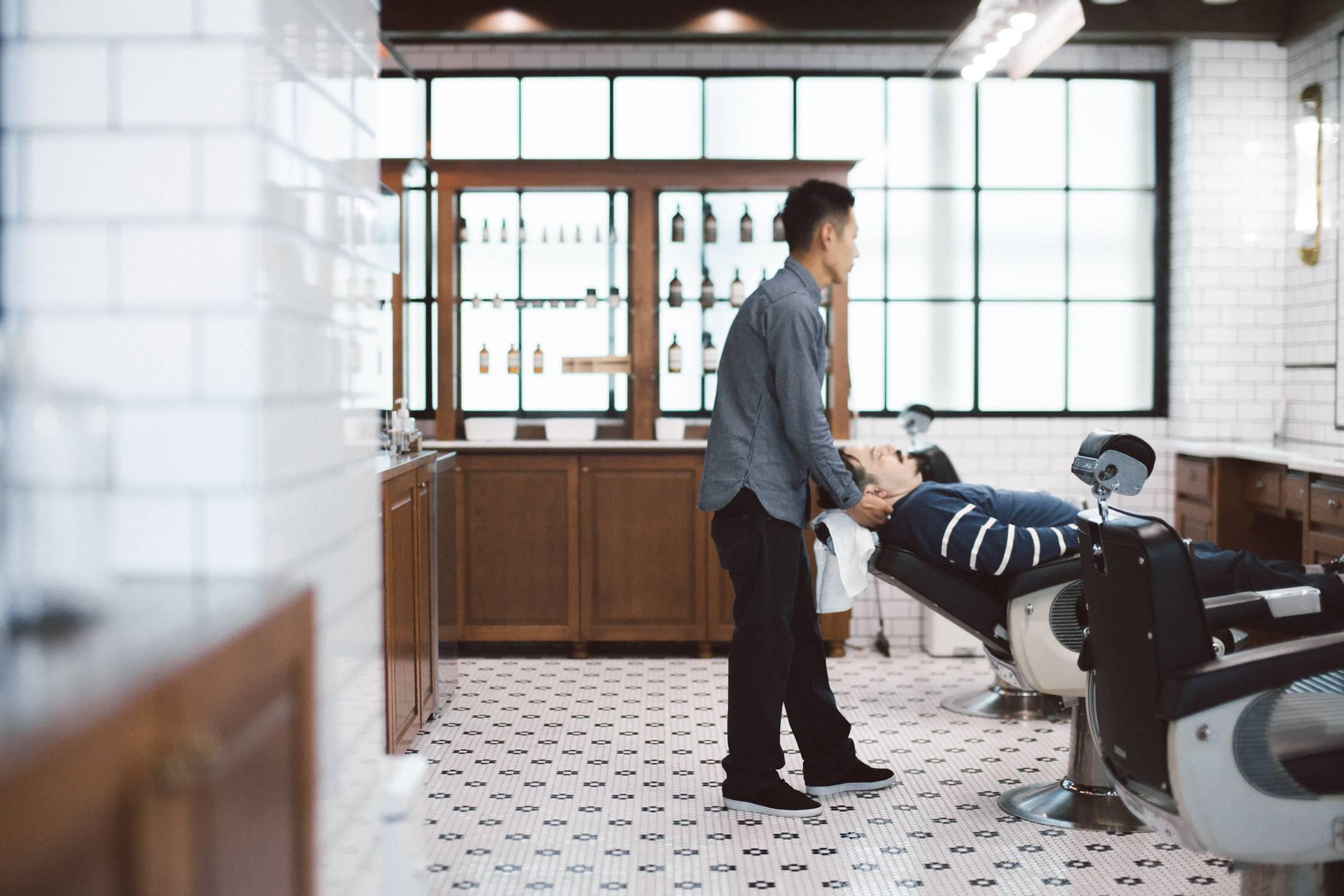 东京探店:充满50年代纽约气息 男人专属的形象升级空间