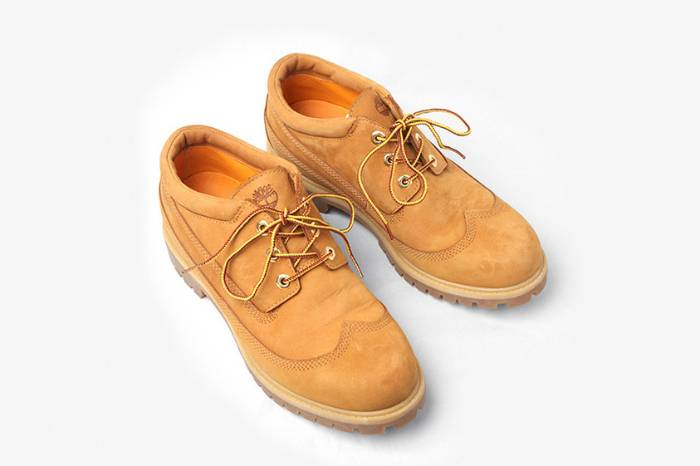 TIMBERLAND推出2018联名鞋款 雕花细节带给你全新感觉