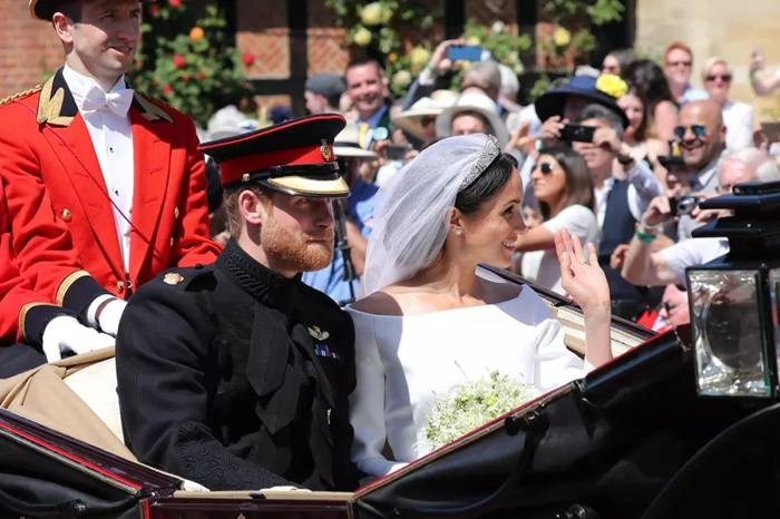 哈里王子盛大的皇家婚礼,摆的是哪款威士忌?