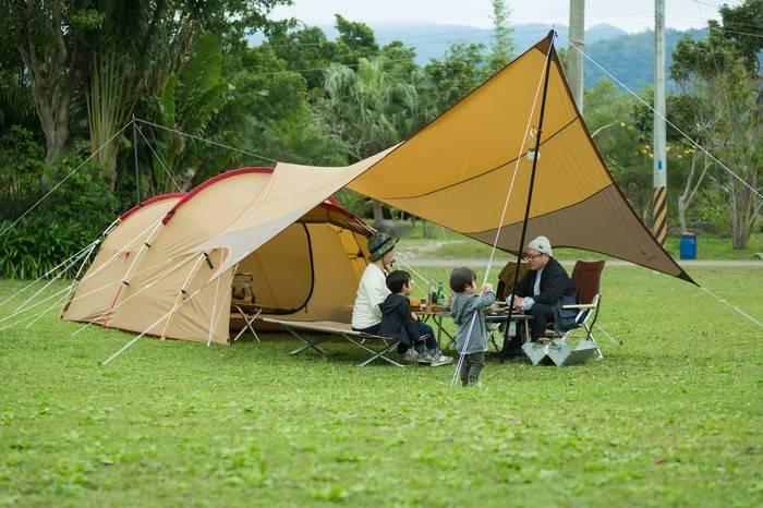 周末陪着家人一起看星空,Snow Peak发布超高性价比4人家用帐篷