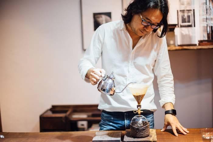 独家专访台湾设计师王旋: 他设计的这套器具让咖啡成为配角