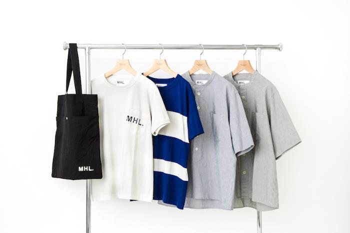 海岛BOY的首选 MHL.夏日全新服饰系列
