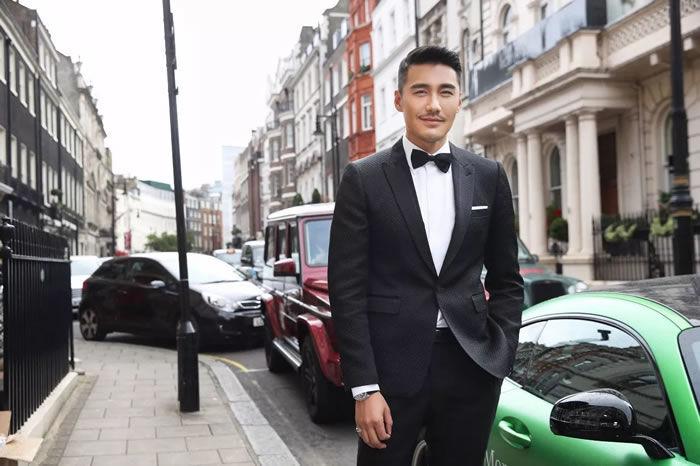 绅士胡兵携手太格有物  带你一起游伦敦逛时装周